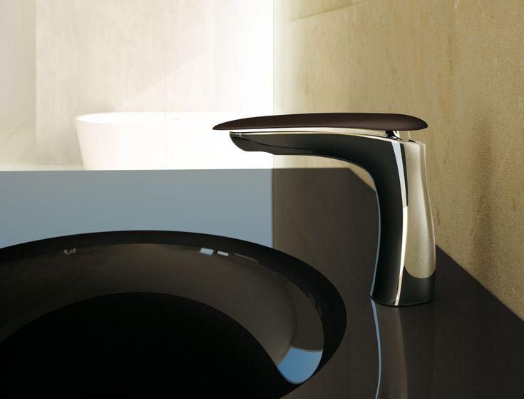 Rubinetto al piano Synergy Cover 94 per lavabo