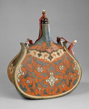 ber ideen zu leder ottomane auf pinterest. Black Bedroom Furniture Sets. Home Design Ideas