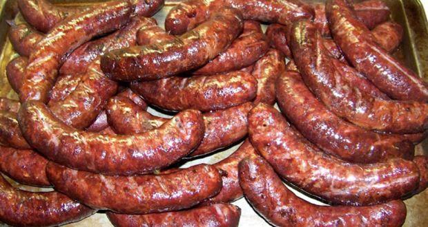 Venison Hot Beer Sausage Recipe - Wide Open Spaces