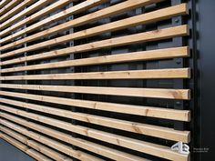Lauder PAREA facade : Shopping center Auchan Semecourt (57)