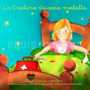 La Cristina s'aixeca malalta
