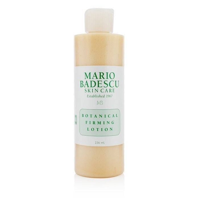 NEW Mario Badescu Botanical Firming Lotion  For All Skin Types 8oz Womens