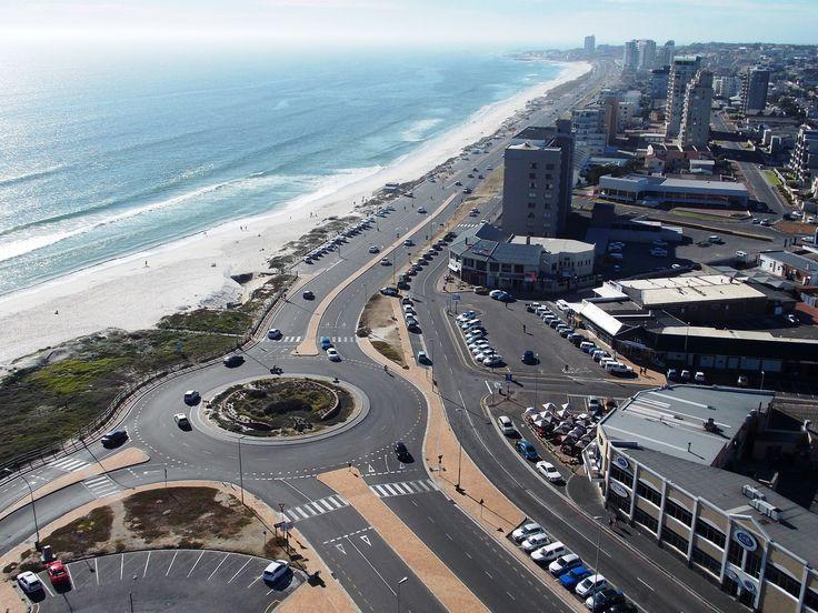 Bloubergstrand - Beach Front - Cape Town. #blouberg #bloubergstrand #capetown