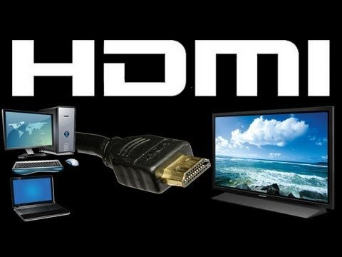 ▶ Connect Computer to TV With HDMI With AUDIO/Sound - YouTube