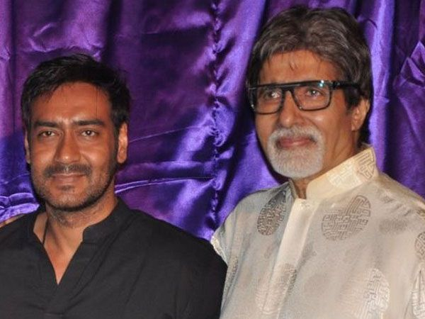 Amitabh Bachchan starrer 'Aankhen 2' will be locking horns with Ajay Devgn…