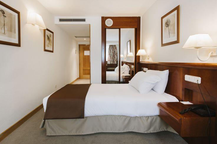 Habitación individual - Rafaelhoteles Ventas