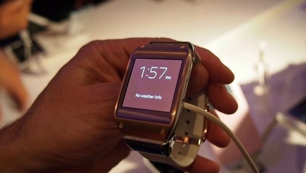 Samsung is Recruiting Talent to Improve Galaxy Gear
