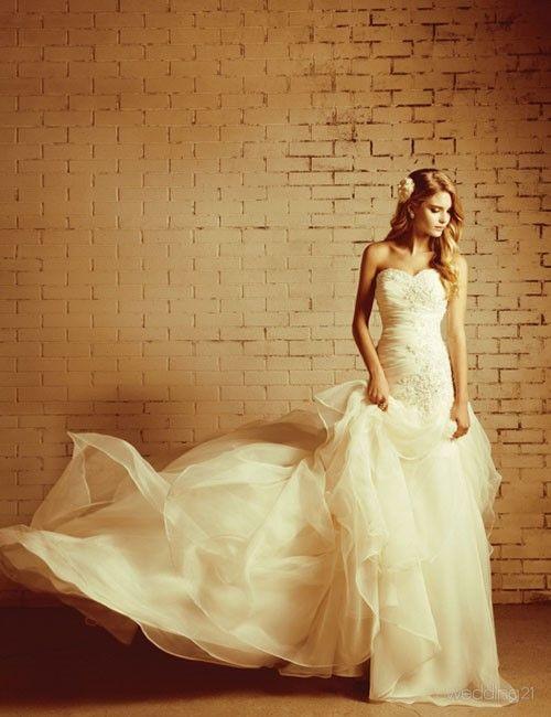 2014 S/S 신작 웨딩드레스 컬렉션-8 : 라이프 매거진