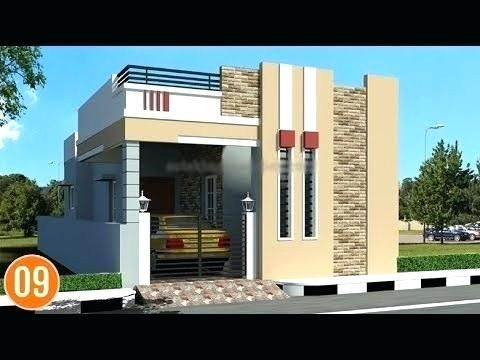 Latest Indian Single Storey House Elevation Designs Home Elevation Designs In Best Single Floor House El Cool House Designs Duplex House Design House Elevation