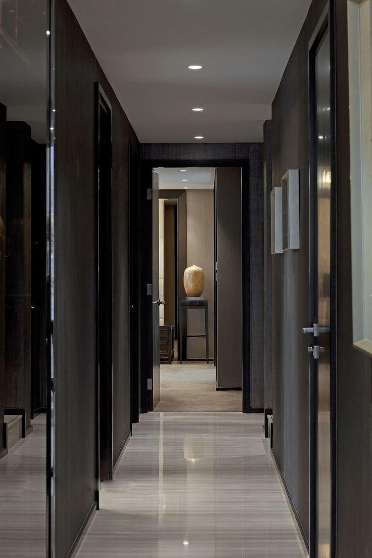 Pin By Irina Khatsernova On Interiors Hallway Designs