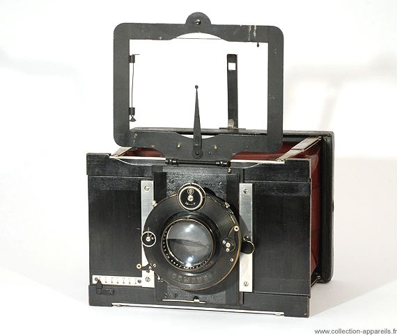 Bellieni Extra-Plat Vintage cameras collection by Sylvain Halgand