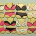 Lingerie Shower decorated sugar cookies