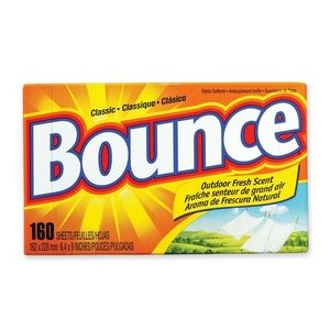 A bounce sheet in your back pocket will repel mosquitoes. Place them around your house to repel mice as well.