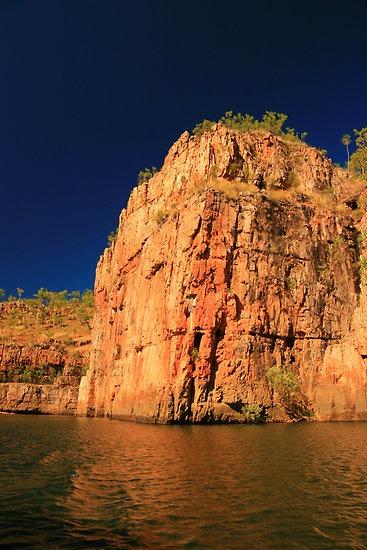 Katherine Gorge, Northern Territory (Jedda's Rock)