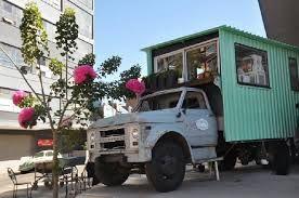 Cocobel - best ice cream truck in Jozi - Maboneng