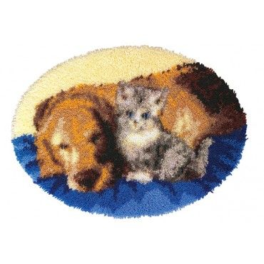 33 Best Latch Hook Rug Kits Sports And Kids Images On