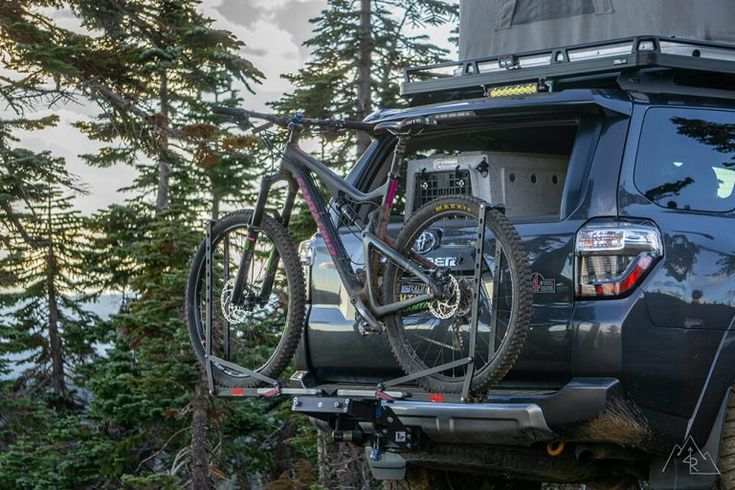 1up Usa Quik Rack Bicycle Rack Review On Toyota 4runner Suv Toyota 4runner 4runner Toyota Forerunner