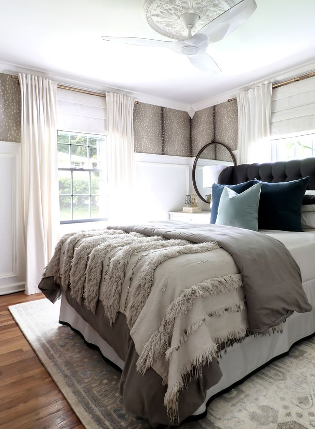Luxury Area Rug In Our Bedroom Hunted Interior Luxury Area Rugs Bedroom Area Rug Bedroom Styles