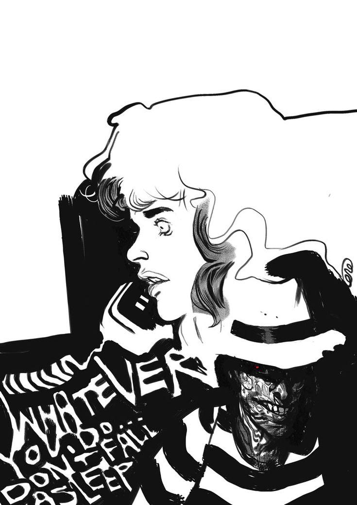 Nightmare. by dietrock on DeviantArt