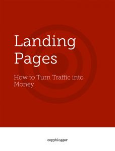 A landing page is any page on a website where traffic is sent specifically to prompt a certain action or result.