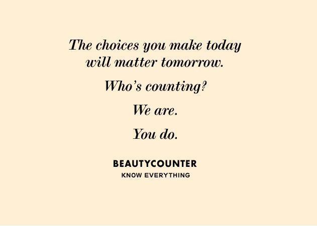 The Official BeautyCounter Site: Healthy Beauty Products, Know Everything | BEAUTYCOUNTER