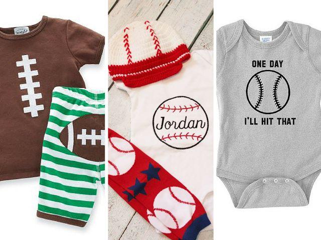 Bebés Desportivos