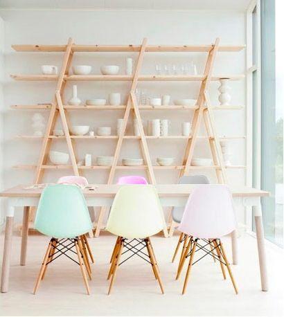 25 best ideas about pastel furniture on pinterest eden housing teal kids furniture and girls - Stoelen eames ...