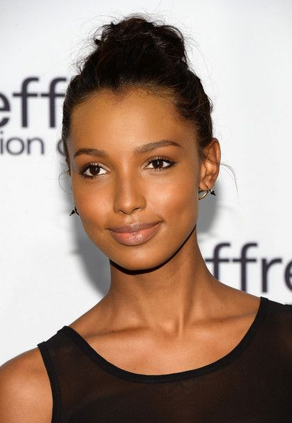 jasmine tookes | Jasmine Tookes Jasmine Tookes attends the Jeffrey Fashion Cares 10th ...