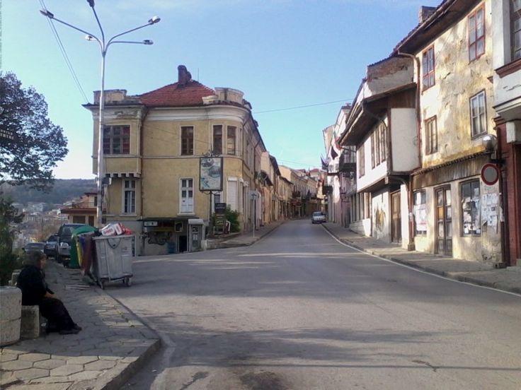 Strada din Velico Tarnovo