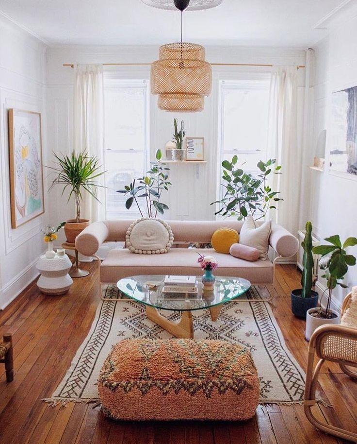26 Bohemian Living Room Ideas Bohemian Living Rooms Bohemian
