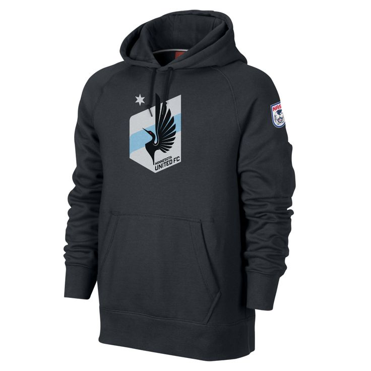 Men's Minnesota United FC Crest Hoody