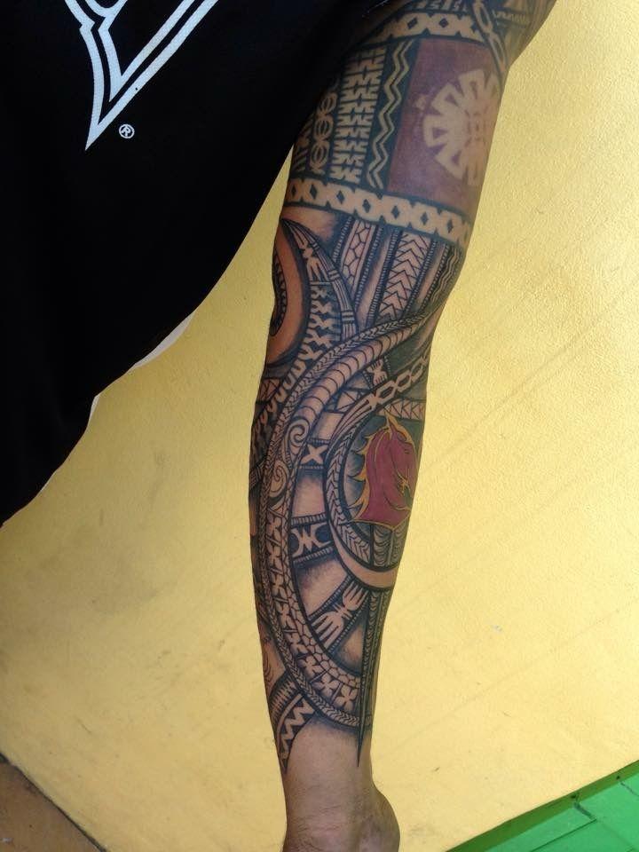 Fiji tattoo design.