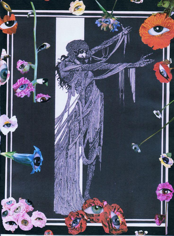 Botanic Obscuro - Keinwyn Shuttleworth #collage