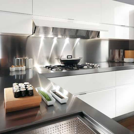 Modern White Kitchen Furniture 2 Modern White Kitchen Furniture Set From  Ernestomeda
