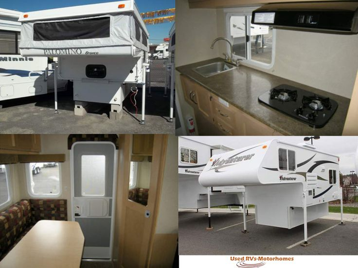 #Truck_camper is very useful because it can easily carried by any recreational vehicle or RV. Mostly it used in North America and Europe. If you're looking for best deal on used truck camper, than our reliable RV & Motorhome dealers can provide you some special truck campers like small truck camper, pickup truck camper, northstar truck camper, off road truck camper, lightweight truck camper and many more. Mroe truck camper for sale at UsedRvs-Motorhomes.Com