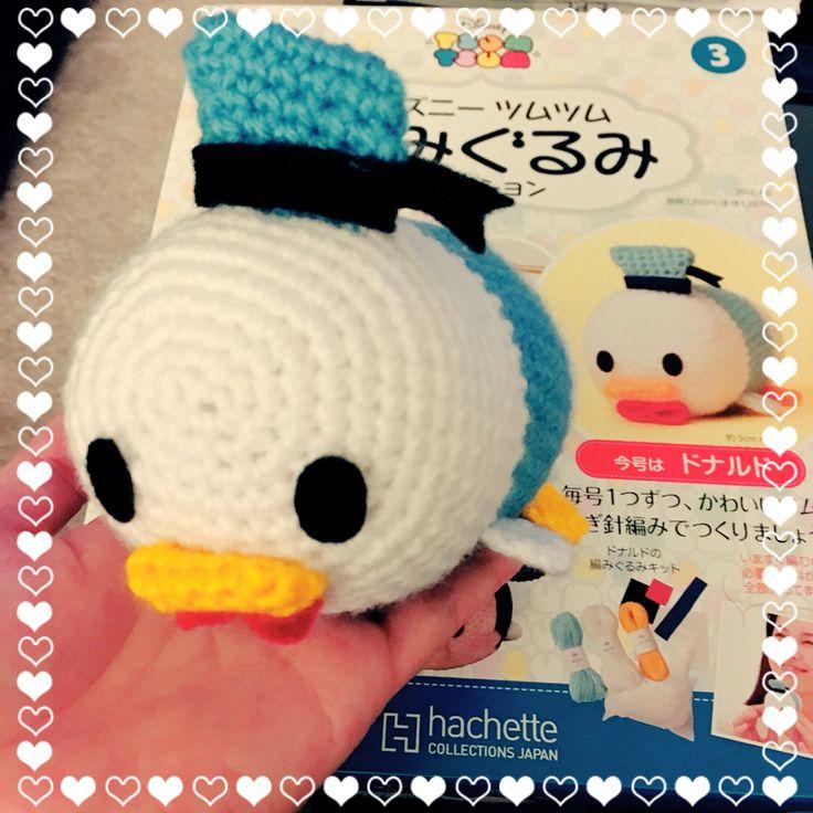 Tsum Tsum Disney Amigurumi : Mas de 1000 imagenes sobre Tejidos en Pinterest Patron ...