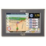 Mio C520 4.3-Inch Widescreen Bluetooth Portable GPS Navigator (Electronics)By Mio