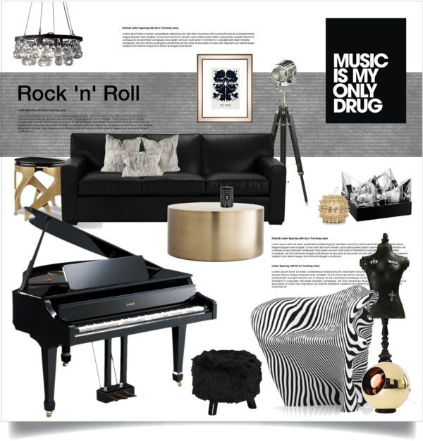 i love rock 39 n 39 roll rock interiors and woman cave. Black Bedroom Furniture Sets. Home Design Ideas