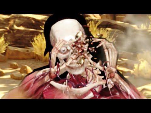 Sniper Elite 3 - Most Violent Kills/Deaths & Trick Shots
