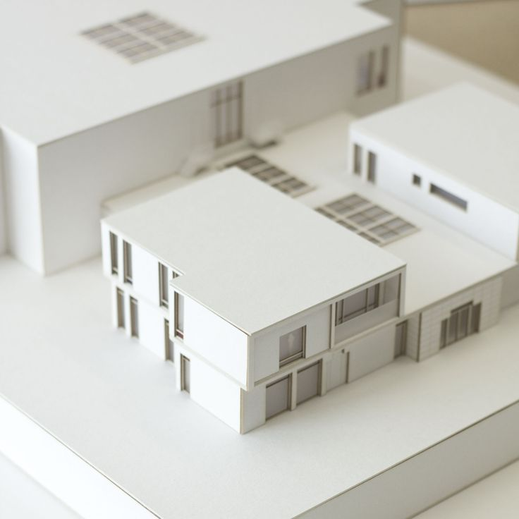 architecturemodel enode studio laser cut