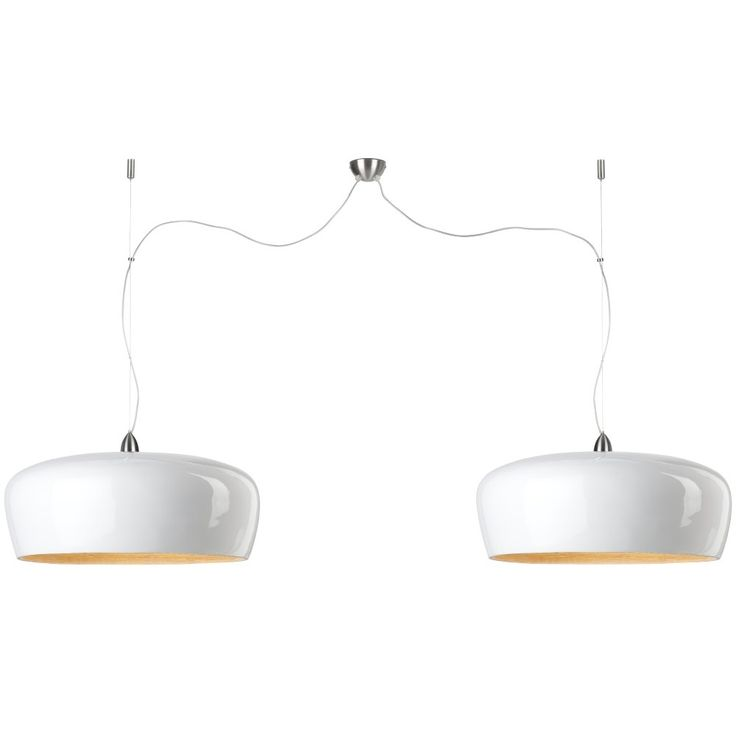It's About Romi Hanoi Hanglamp Ø 60 cm - Wit