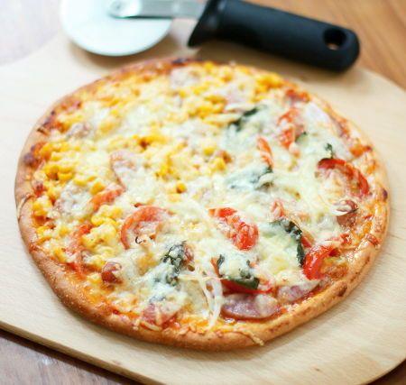 簡単ピザ生地♪ by れっさーぱんだ | レシピサイト「Nadia | ナディア」プロの料理を無料で検索