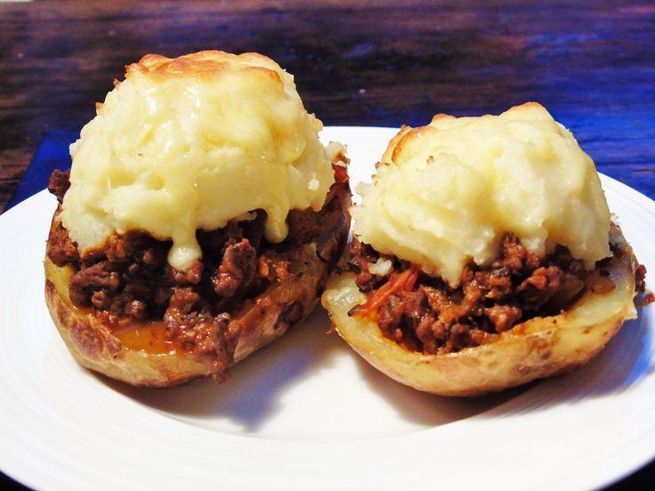 Syn Free Shepherds Pie Jacket Potato | Basement Bakehouse