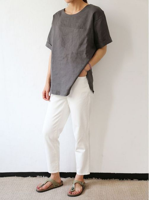 +25 Geheimnisse für den minimalistischen Modesommer Lässig Minimal Chic Einfach 6   – minimalism style
