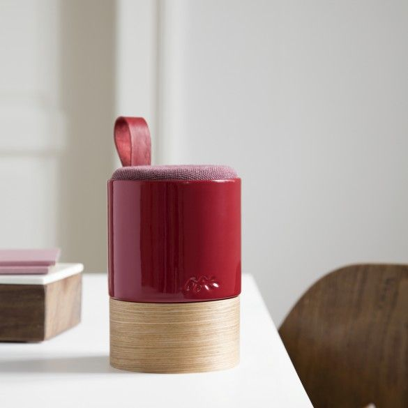 Kähler Fugato is made in ceramic with elegant details that are certain to evoke joy in your home.