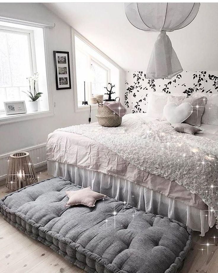 65+ niedliche Teenager-Schlafzimmer-Ideen, die Sie umhauen werden #ideen #niedli…