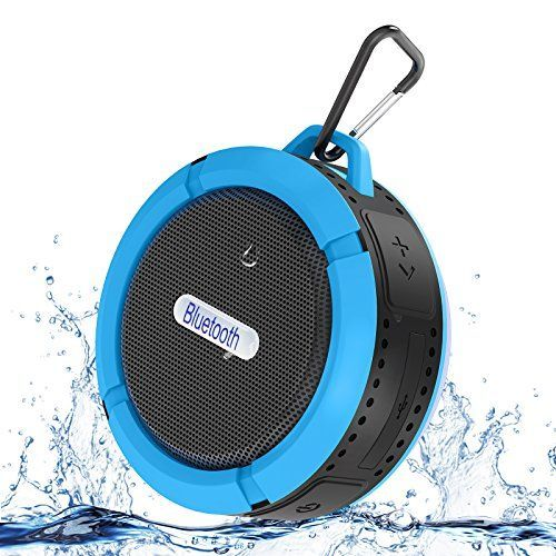 ALZN Portable Bluetooth Speaker with Mic/Speakerphone,AUX Line,Memory Card Playback Smartphones for Apple/Android Phone Speakerphone (blue1) - Feature √ Deep bass HD 3W watt loud speakers with 40mm premium drivers for both active outdoor and indoor use √ 40mm speaker driver output with deep bass and crystal clear sound √ Fashionable and stylish design with solid performance and universal compatibility for Android, i...