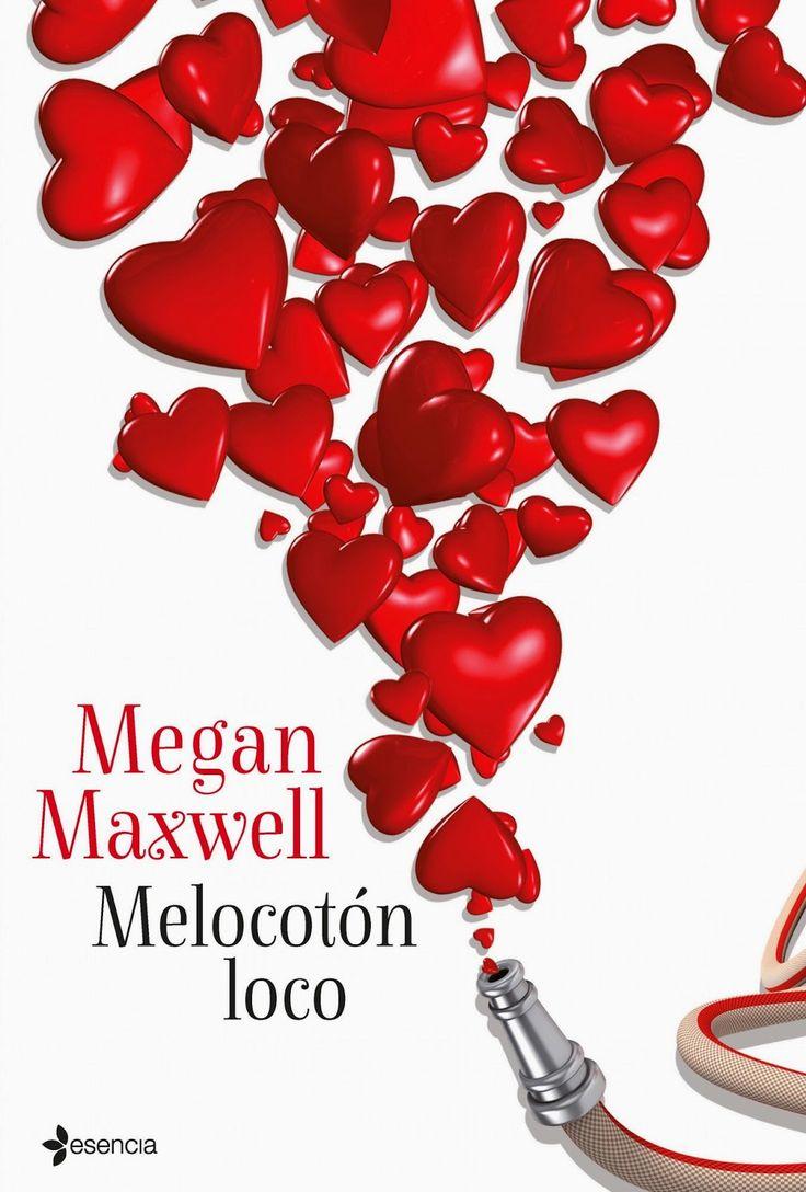 El Blog de los Libros Eroticos: Melocoton Loco - Megan Maxwell