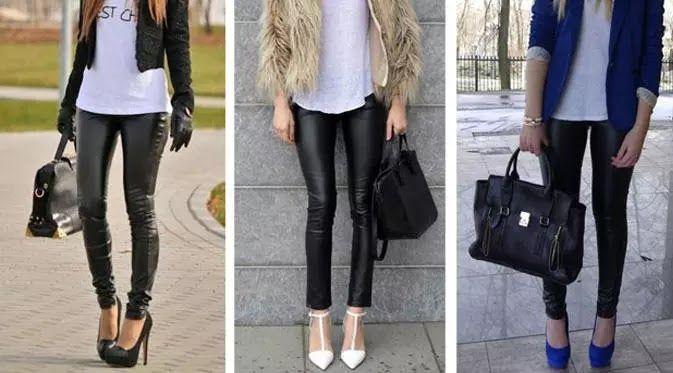 Tips Memakai Legging Supaya Terlihat Lebih Stylish