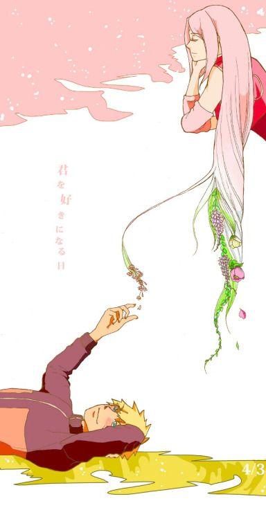 Naruto - Naruto Uzumaki x Sakura Haruno - NaruSaku
